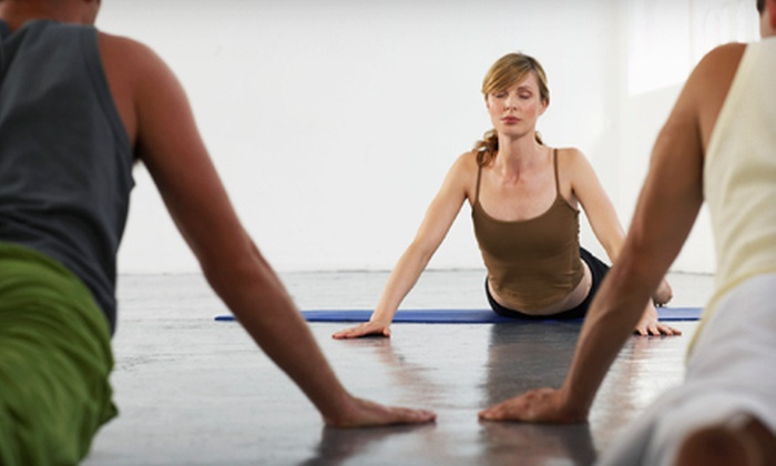 The Yoga Mat - The Colony: 10 or 20 Yoga Classes at the Yoga Mat (Up to 71% Off)