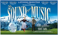 The Sound of Music on 25 - 29 October, New Wimbledon Theatre (Up to 60% Off)