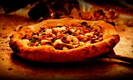 $11 for $20 Worth of Gourmet Pizza and American Food at Humble Pie