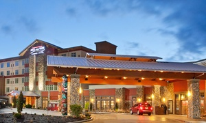 Casino Resort in Washington State at Angel Of The Winds Casino Resort, plus 6.0% Cash Back from Ebates.