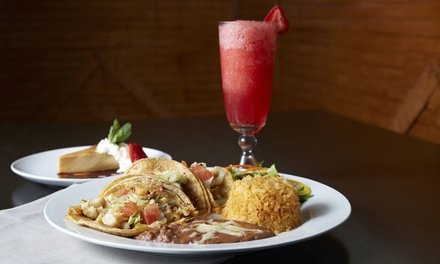 Mexican Cuisine for Two or Four at Las Palmas Mexican Restaurant (Up to 43% Off)