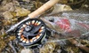 Simply Fishing - Aspen: $125 for a Guided Four-Hour Provo River Fly-Fishing Trip from Simply Fishing in Orem ($260 Value)