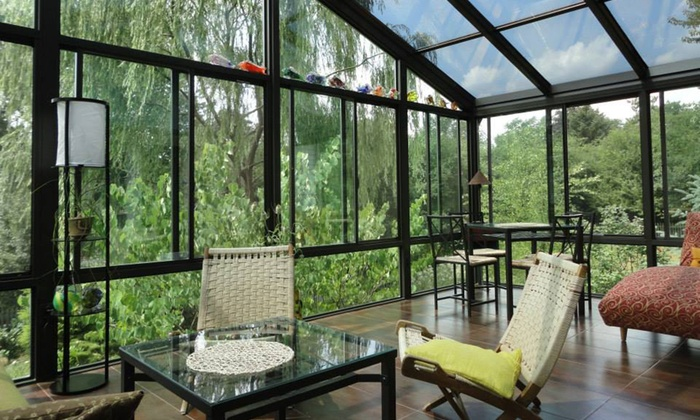 Sunroom Designs Of Nebraska - Lincoln: $275 for $500 Groupon — Sunroom Design of Nebraska