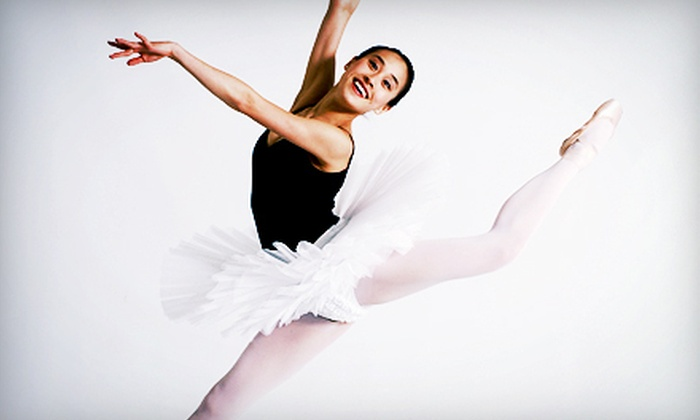 Shan-Yee Poon Ballet School - San Francisco: Two, Four, or Six Adult Dance Classes or Four Children's Dance Classes at Shan-Yee Poon Ballet School (Up to 56% Off)