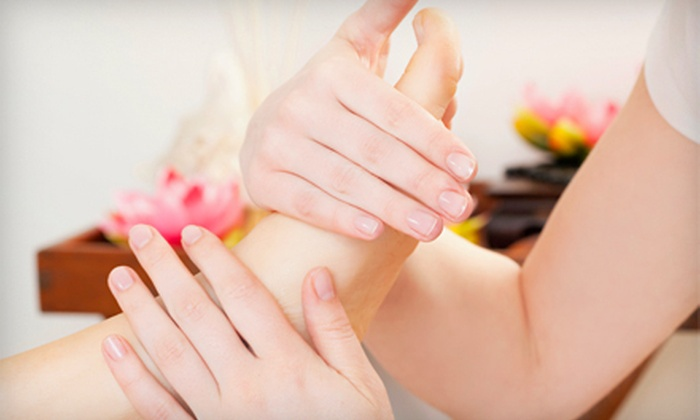 Angel Feet Reflexology - Oakland: One or Three 75-Minute Reflexology and Body Massage Sessions at Angel Feet Reflexology (Up to 53% Off)
