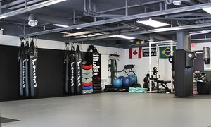Power3 Academy: Two, Four, or Eight Personal-Training Sessions at Power3 Academy (Up to 73% Off)