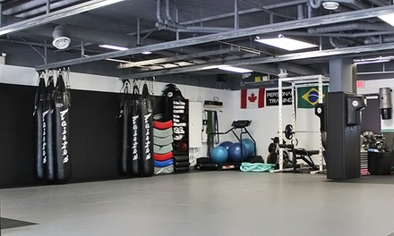 Two, Four, or Eight Personal-Training Sessions at Power3 Academy (Up to 73% Off)