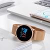 Kristall-Smartwatch Milano