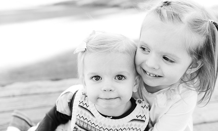 $49 for One-Hour Photo Package with Digital Images or Prints at Jade Studios ($300 Value)