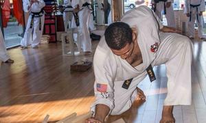 Traditional Taekwondo Center Of Palm Harbor: Five Martial Arts Classes at Traditional Taekwondo Center Of Palm Harbor (80% Off)