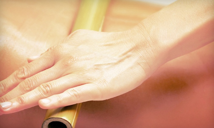 The Green Bath & Beauty Company - Kingston: 60-Minute Bamboo Massage with Optional Facial at The Green Bath & Beauty Company (Up to 54% Off)