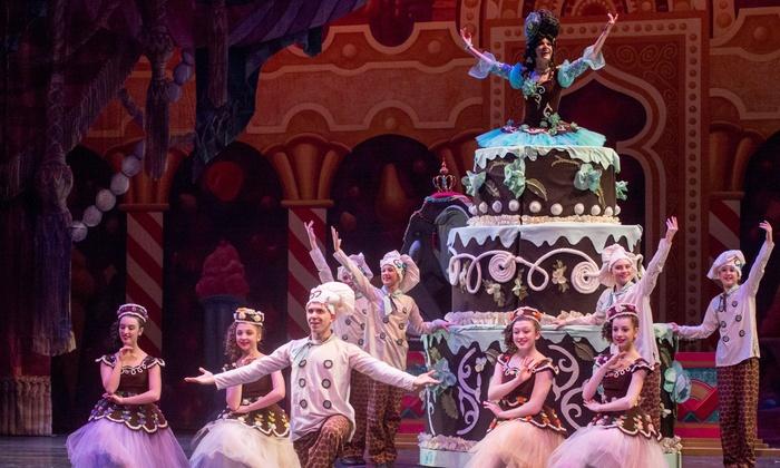 """The Nutcracker - Multiple Locations: Ballet Nebraska's """"The Nutcracker"""" on Saturday, December 5 at 2 p.m. or 7:30 p.m., or Sunday, December 6 at 2 p.m."""