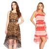 Just One High-Low Hem Dresses