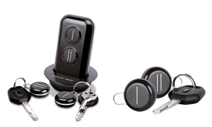 Sharper Image Remote Key Finder
