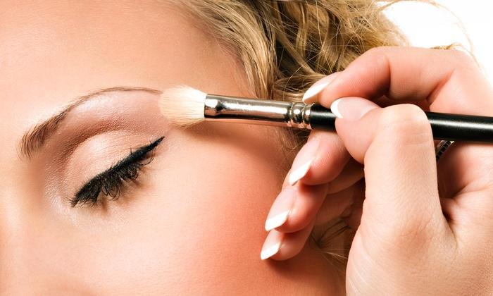 Bree at Kenny Vereen Signature Salon - Nashville: Standard or Bridal Makeup Application from Bree at Kenny Vereen Signature Salon (51% Off)