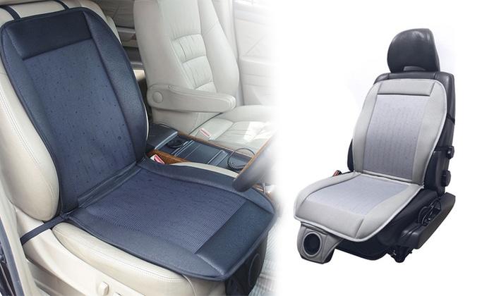 Climate Car Seat Cooler Cushion Groupon Goods