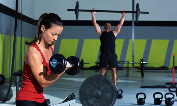 SuperNatural Crossfit - Fairview Shores: 12 CrossFit Classes or One Month of Unlimited Classes at SuperNatural CrossFit (45% Off)