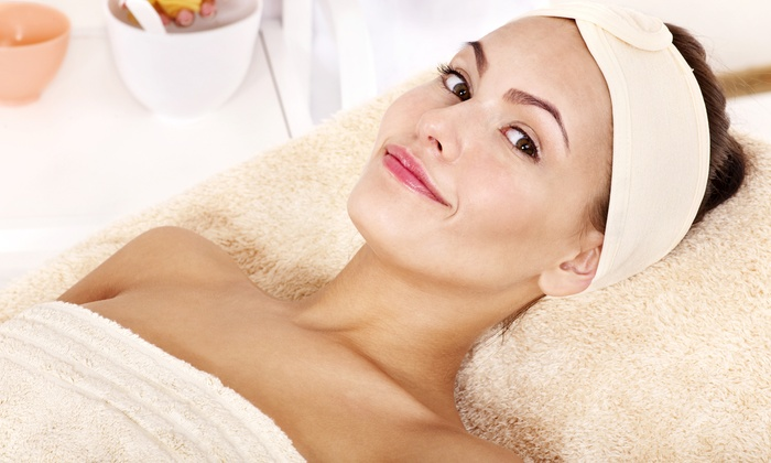 Rejuva Glowspa - Downtown Minneapolis: Spa Package with a Massage, Hydration Therapy Session, and Tanning Session at Rejuva Glowspa (Up to $81 Value)