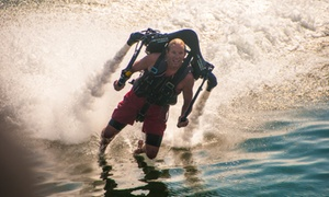 East Coast Jetpack: Up to 50% Off Jet-Pack Flying Lesson at East Coast Jetpack Cape Canaveral, FL
