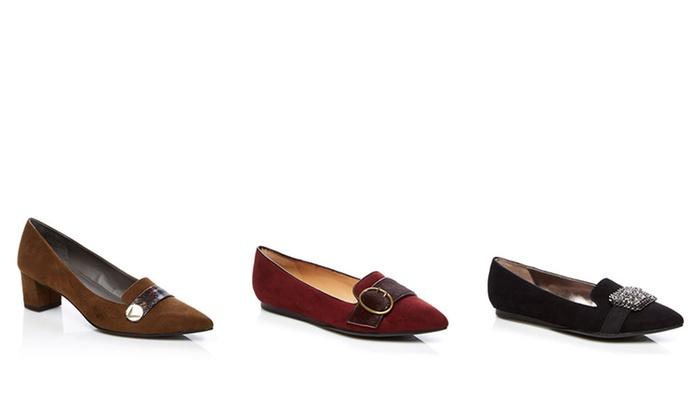 Ellen Tracy Short Heels and Flats: Ellen Tracy Short Heels and Flats   Brought to You by ideel
