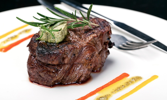Prime 1000 - Downtown St. Louis: $119 for Steakhouse Dinner for Two or $239 for a Steakhouse Dinner for Four