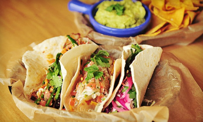 Moontower Tacos - Speer: $10 for $20 Worth of Tacos at Moontower Tacos