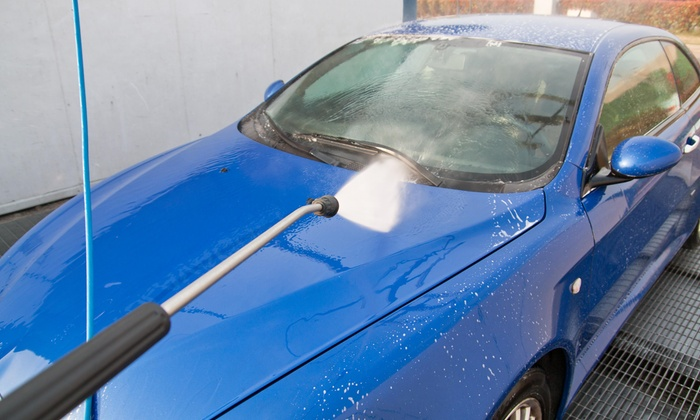 Steam Pro / Steamie Wonder - Dallas: A Full-Service Car Wash with Interior Cleaning and Tire Dressing at Pro Steam (45% Off)