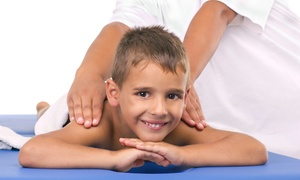 Sol Pediatrics: Two Athlete's Massages for Children at Sol Pediatrics (50% Off)