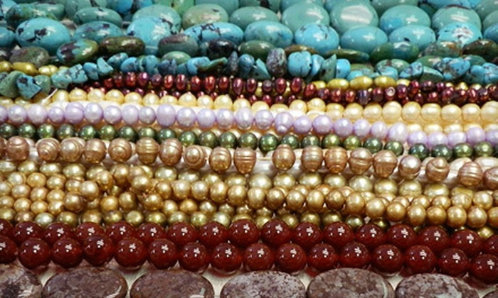Diva Beadz - Meadowood: Three Jewelry-Making Classes with Materials Included or $15 for $30 Worth of Beads and Supplies at Diva Beadz