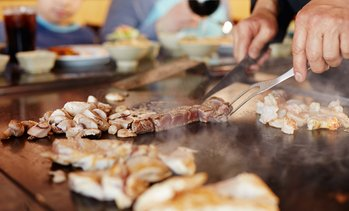 46% Off Food and Drinks at Sake Japanese Steakhouse