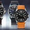 Studer Schild Men's Hollerith Collection Watch