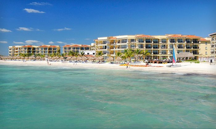 All Inclusive Resort On Riviera Maya