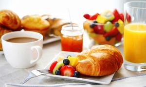 Pedro's: Délicieux petit-déjeuner au choix avec un verre de cava à 19 € pour 2 au Waasland Shopping Center