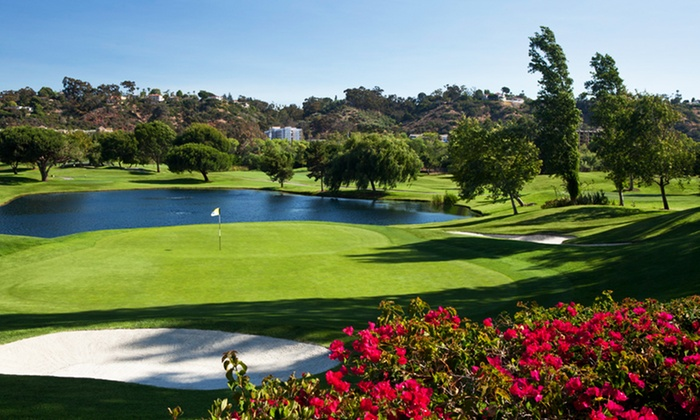 Riverwalk Golf Club - San Diego: Round of Golf with Beer for One or Two, or Two Lessons at Riverwalk Golf Club (Up to 51% Off)
