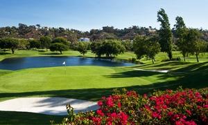 Riverwalk Golf Club: Round of Golf with Beer for Two, or Two Lessons at Riverwalk Golf Club (Up to 53% Off)