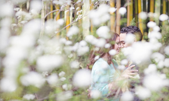 Blossom Blue Photography - Los Angeles: $79 for On-Location Engagement, Family, or Child Portrait Session from Blossom Blue Photography ($275 Value)