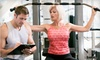 Gold's Gym - Multiple Locations: One-Month Membership, 20 Classes, or 10 or 20 Personal-Training Sessions at Gold's Gym (Up to 61% Off)