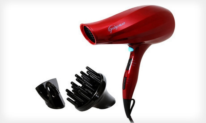 Goody Flash Dry Hair Dryer: $19 for a Goody Flash Dry Blow-Dryer ($42.99 List Price)