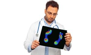 Sanitas MG 4: Esame con analisi baropodometrica e rilascio del referto per una o 2 persone