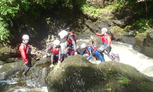 Action Adventure Activities: Three-Hour Canyoning Experience for One or Two with Action Adventure Activities (58% Off)