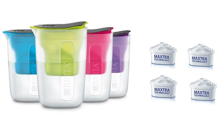 29 brita water filter jug 5 filters groupon rh groupon com au