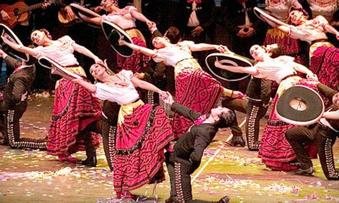 "Ballet Folklórico de México de Amalia Hernández - Multiple Locations: ""Ballet Folklórico de México de Amalia Hernández"" Performance Presented by ARTS San Antonio (Up to 52% Off)"