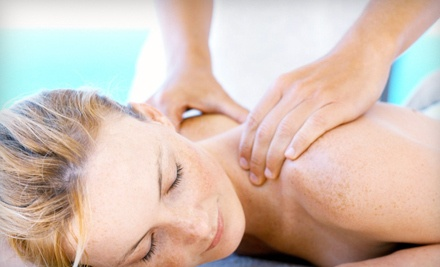 1-Hour Massage-Therapy Session (a $100 value) - Synergy Wellness & Rehabilitation in Etobicoke