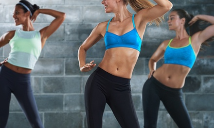 10, 20, or 30 Fitness Classes at Jazzercise (Up to 78% Off). Valid at All Participating Canadian Locations.