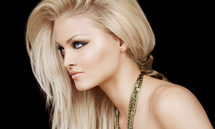Forfait coiffure et soin jp coiffure groupon - Shampoing coupe brushing ...