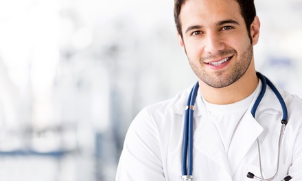Visita urologica, ecocolordoppler