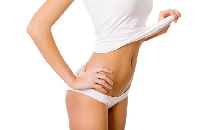 A Nua U - A-Nua-U: Four Sessions of Non-Invasive Lipo from R699 at A-Nua-U (Up to 70% Off)