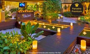Vila Spa – Rio de Janeiro: Vila Spa – Day Spa para 1 ou 2 Pessoas: Hotel Sheraton Barra