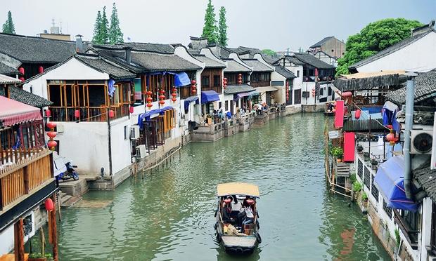 Shanghai: Full Board Tour 1