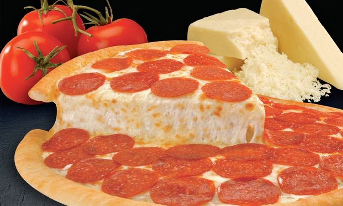 Noble Roman's Take-n-Bake P'za  - College Park: $15 for Three Groupons, Each Good for $10 at Noble Roman's Take-n-Bake P'za ($30 Value)